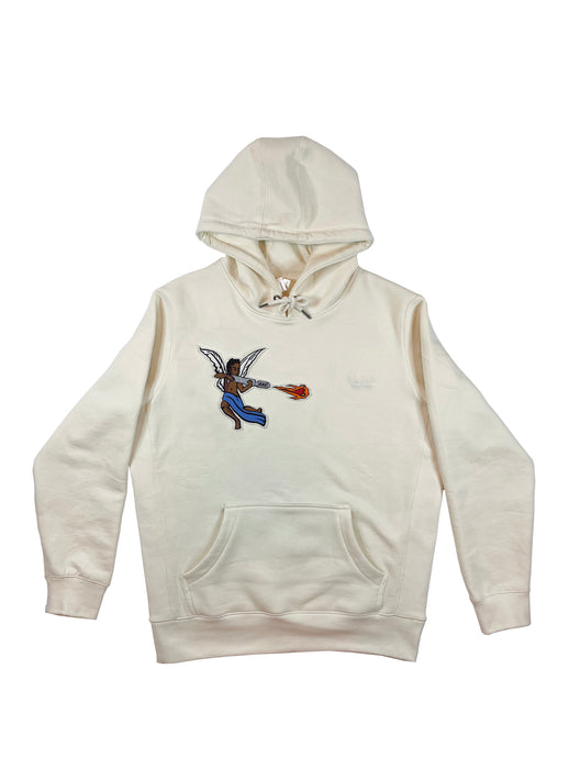 Glow in the Dark Cupid Hoodie