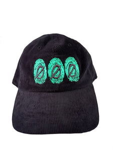 Glow in the Dark Fingerprint Cap