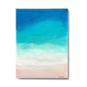 """Beach Dreaming"" Open Edition Resin Print"