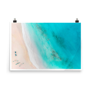 """Lanikai Beach"" Open Edition Print"