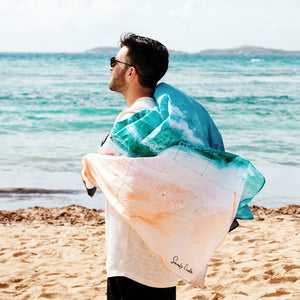 Limited Edition Ocean Pocket Blanket