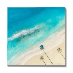 """Paradise"" 30"" x 30"" Limited Edition Resin Print *DISCONTINUED*"