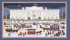 (C-78) Holidaymakers at the White House - Monumental Products
