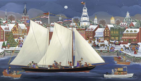 (K-4) Yacht America in Annapolis - Monumental Products