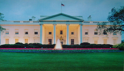 (R-87) The White House - Monumental Products