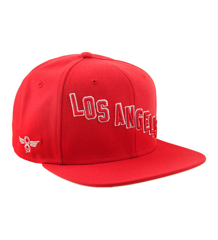 Z City 6 Panel Red Hat