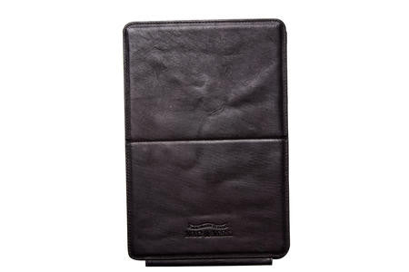 Peck iPad mini bookcase Black