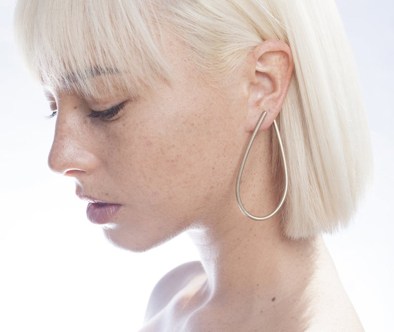 MERCER HOOP EARRINGS