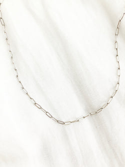Form Link Necklace