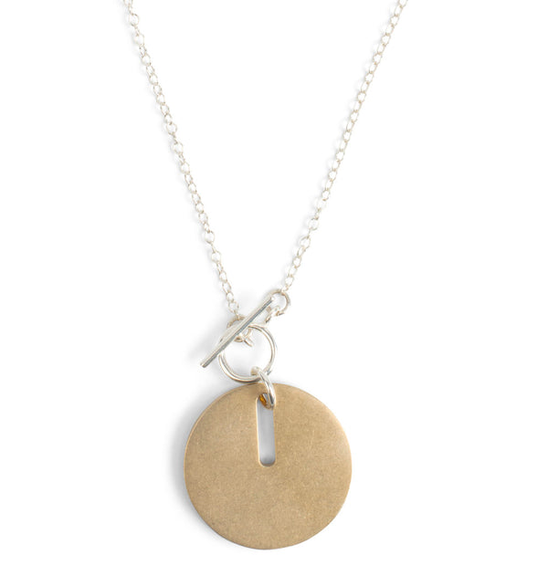 MERCER TOGGLE NECKLACE