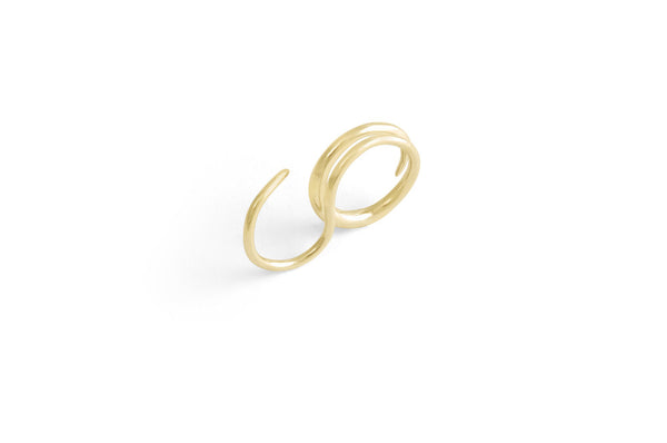 BECKON TWO FINGER RING