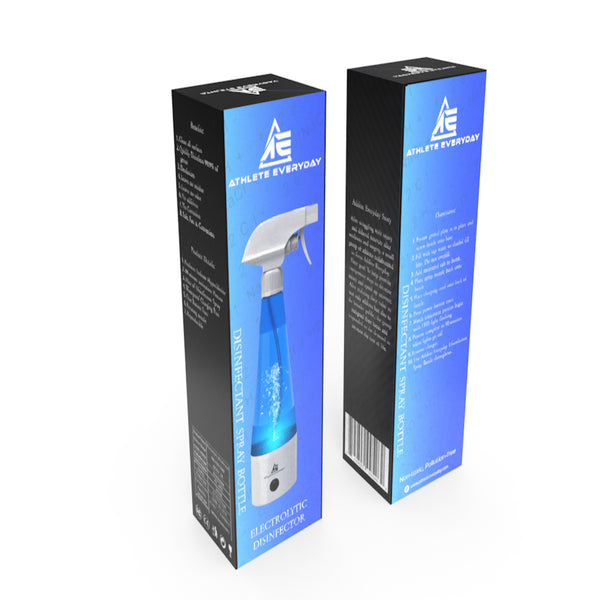 Athlete Everyday Disinfectant Spray Generator - Athlete Everyday