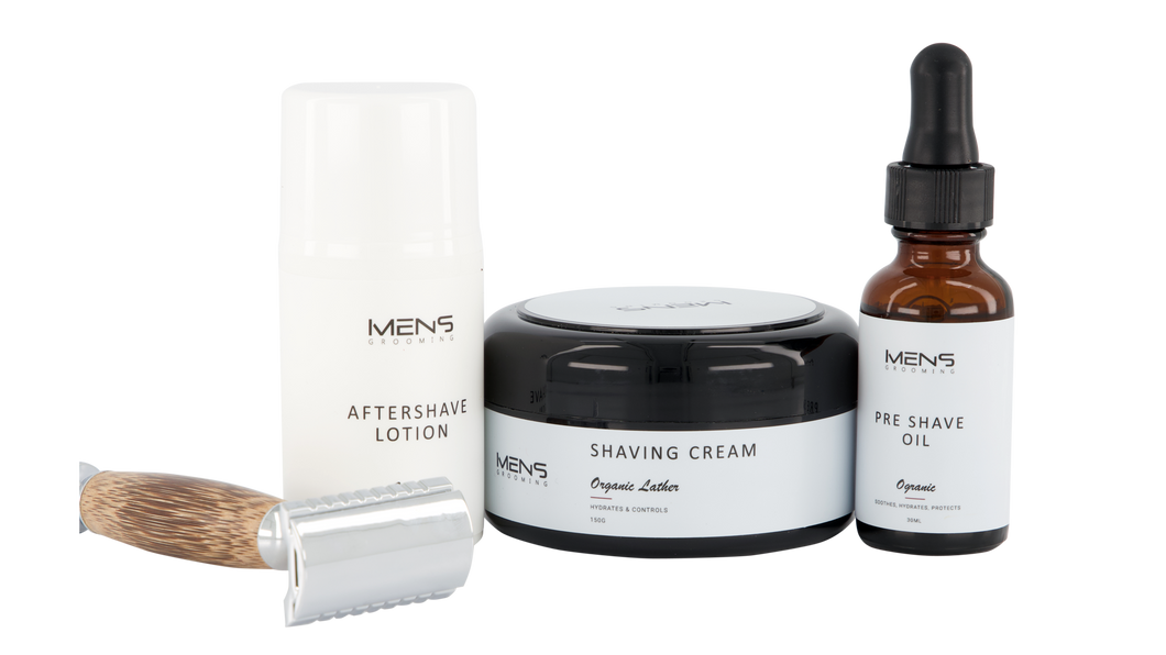 Complete Mens Shaving Kit