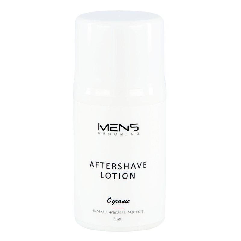Organic Aftershave Lotion