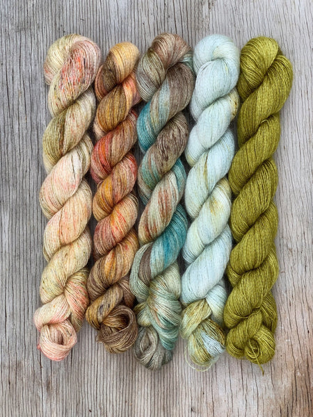 The Yarn You Need When You Don't Need More Yarn