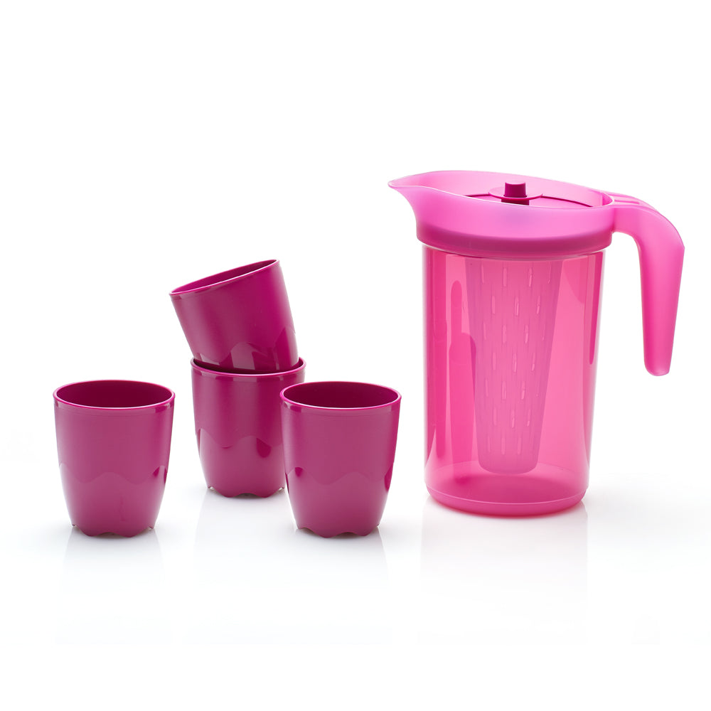 Berries Pitcher & Tumbler (4)