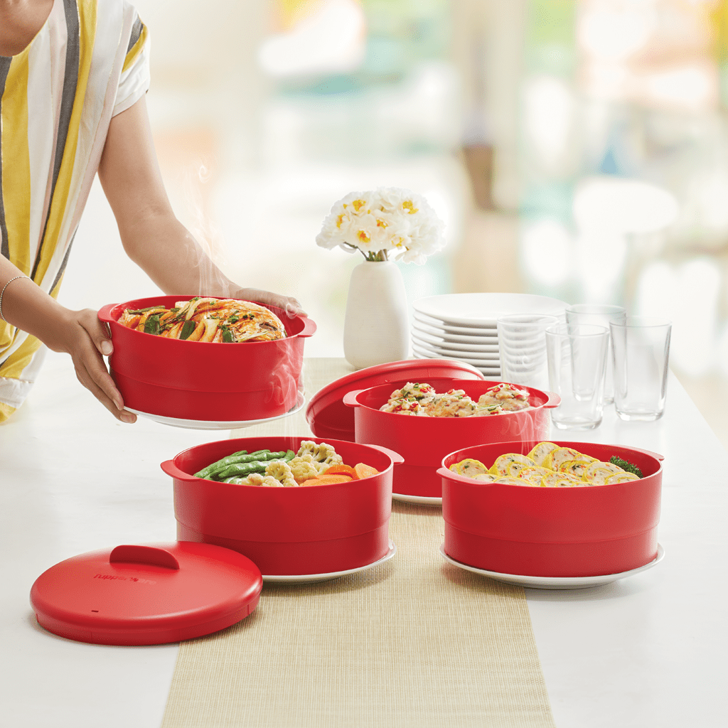 Steam It - Tupperware Indonesia