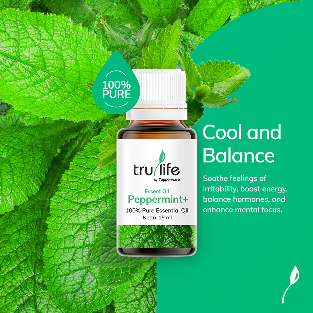 Trulife Essential Oil Peppermint+