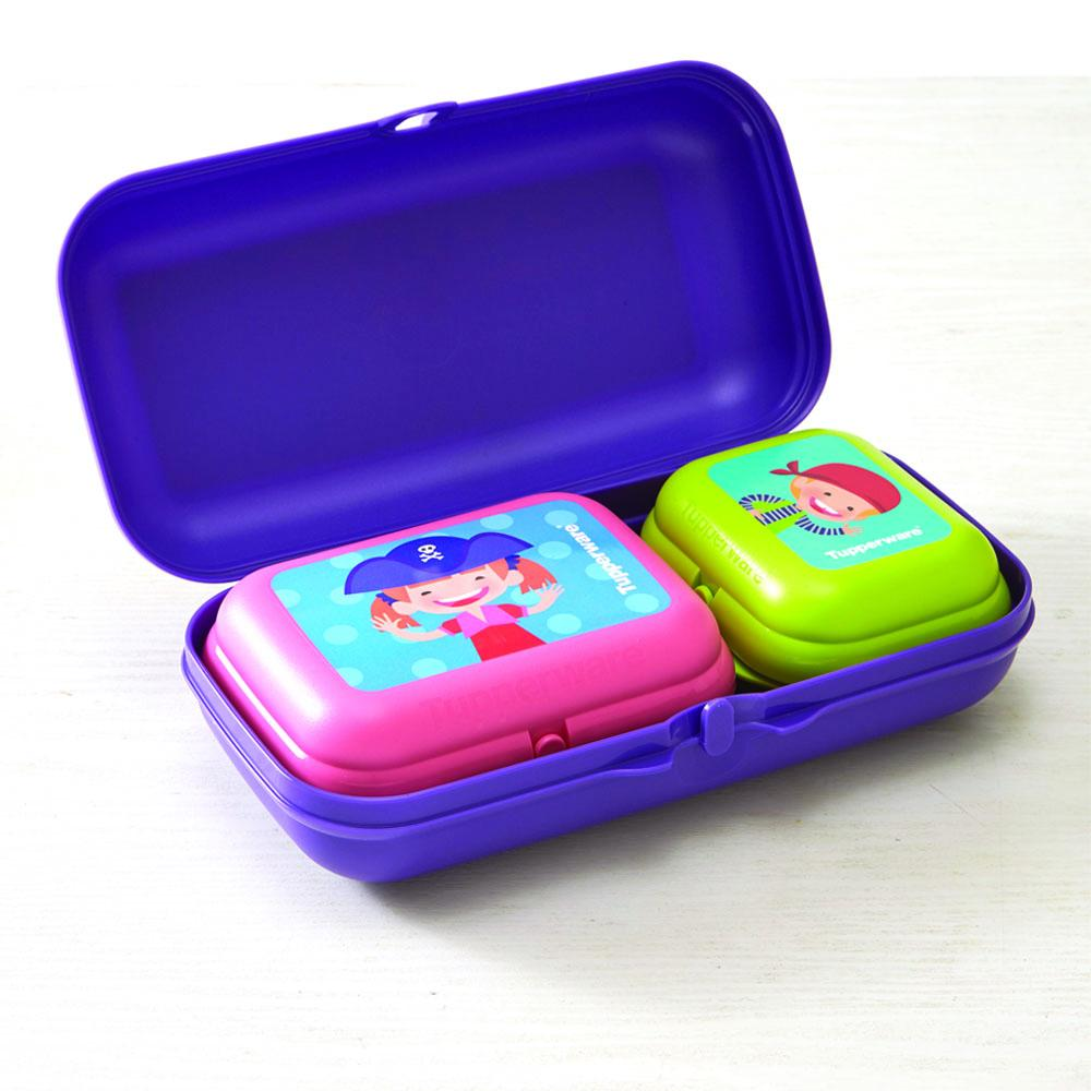 Captain Oyster Set (3) - Tupperware Indonesia