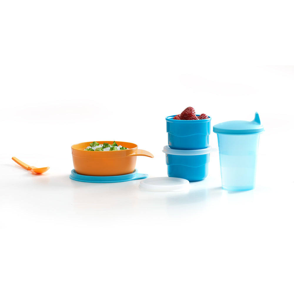 TWINKLE TUP BABY MEAL SET