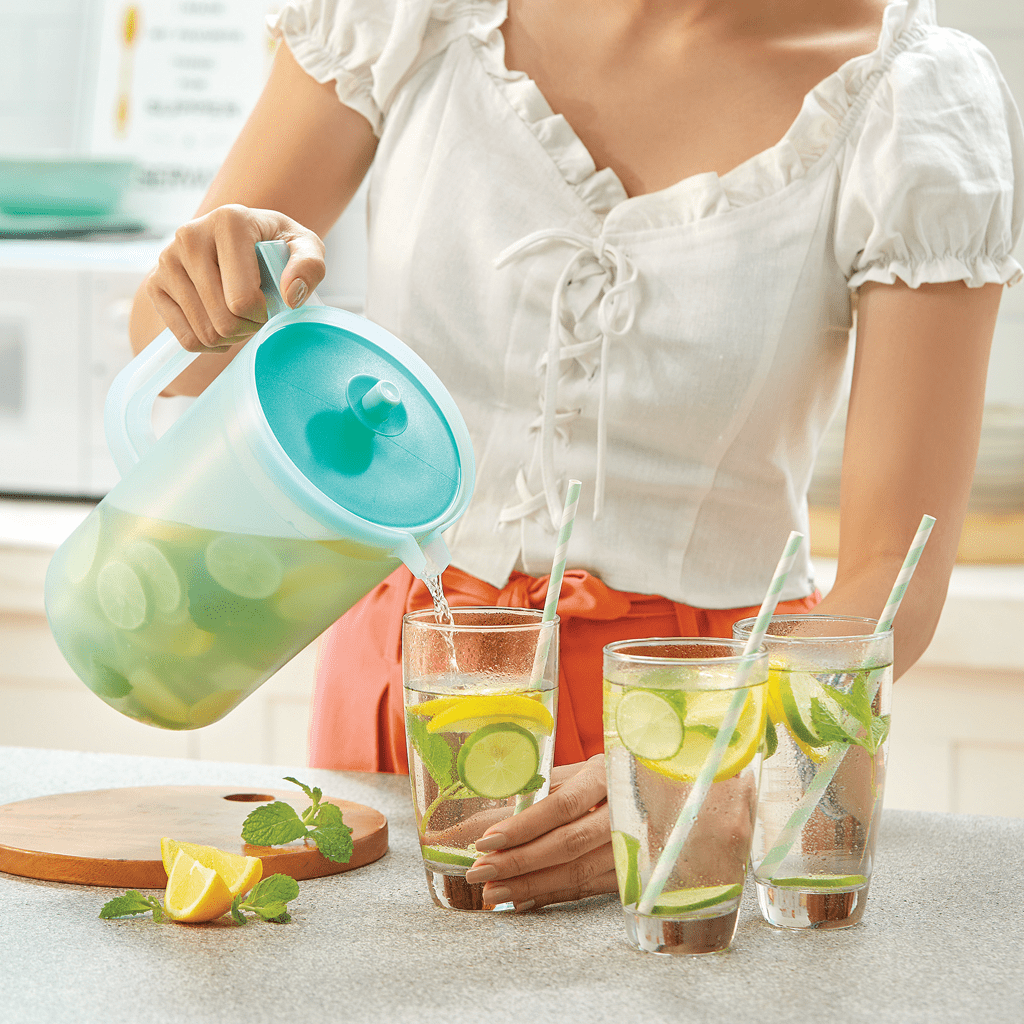 Blossom 2L Pitcher - Tupperware Indonesia