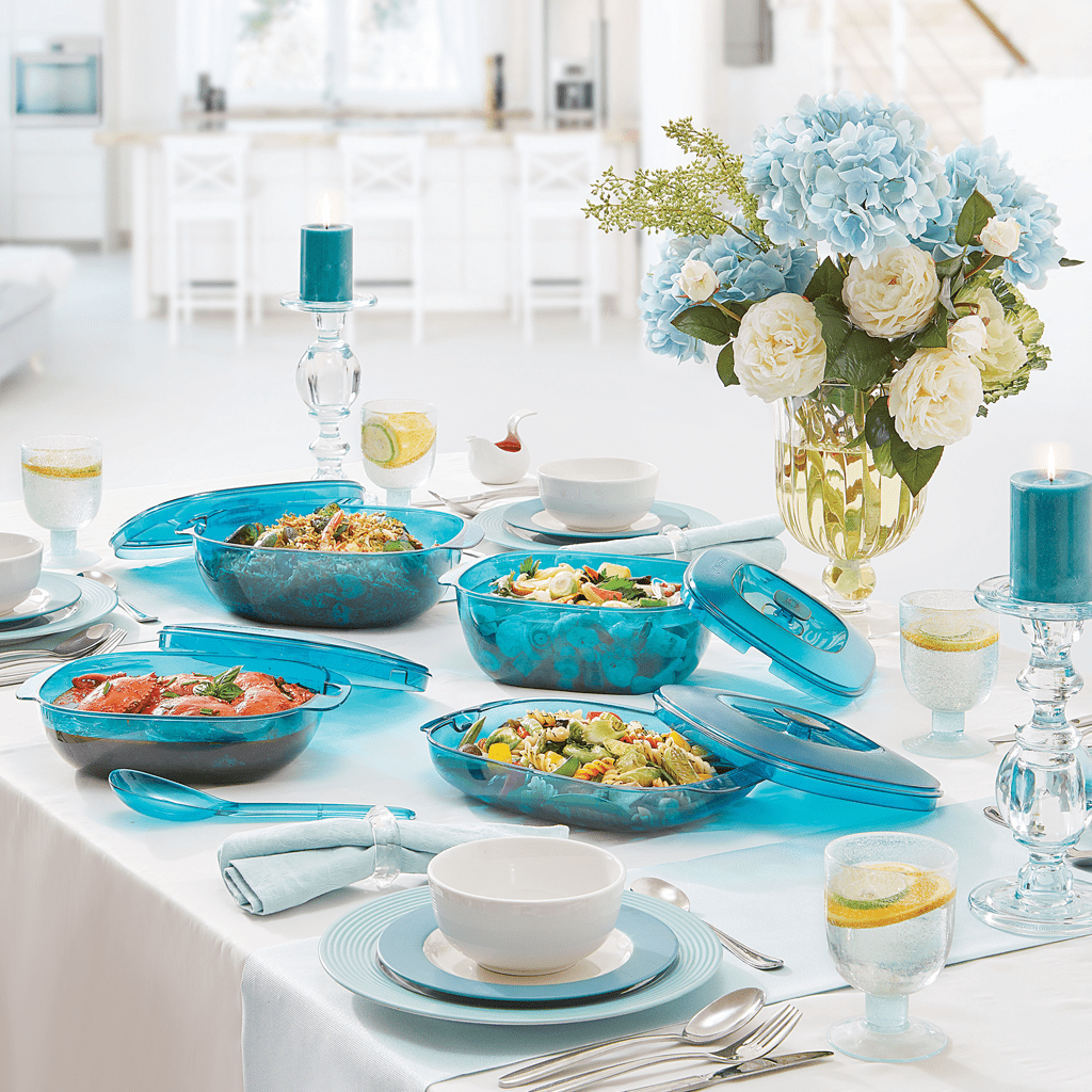 Classy Crystalline Collection - Tupperware Indonesia