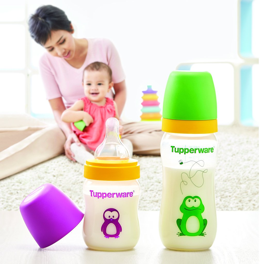 Cutie Twee Frog - Tupperware Indonesia
