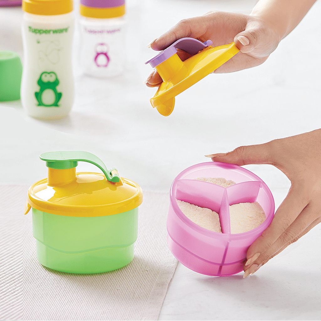 Formula Dispenser - Tupperware Indonesia