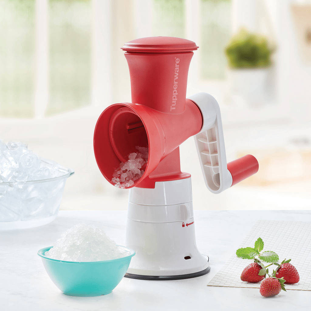 Fusion Master Ice Shaver - Tupperware Indonesia