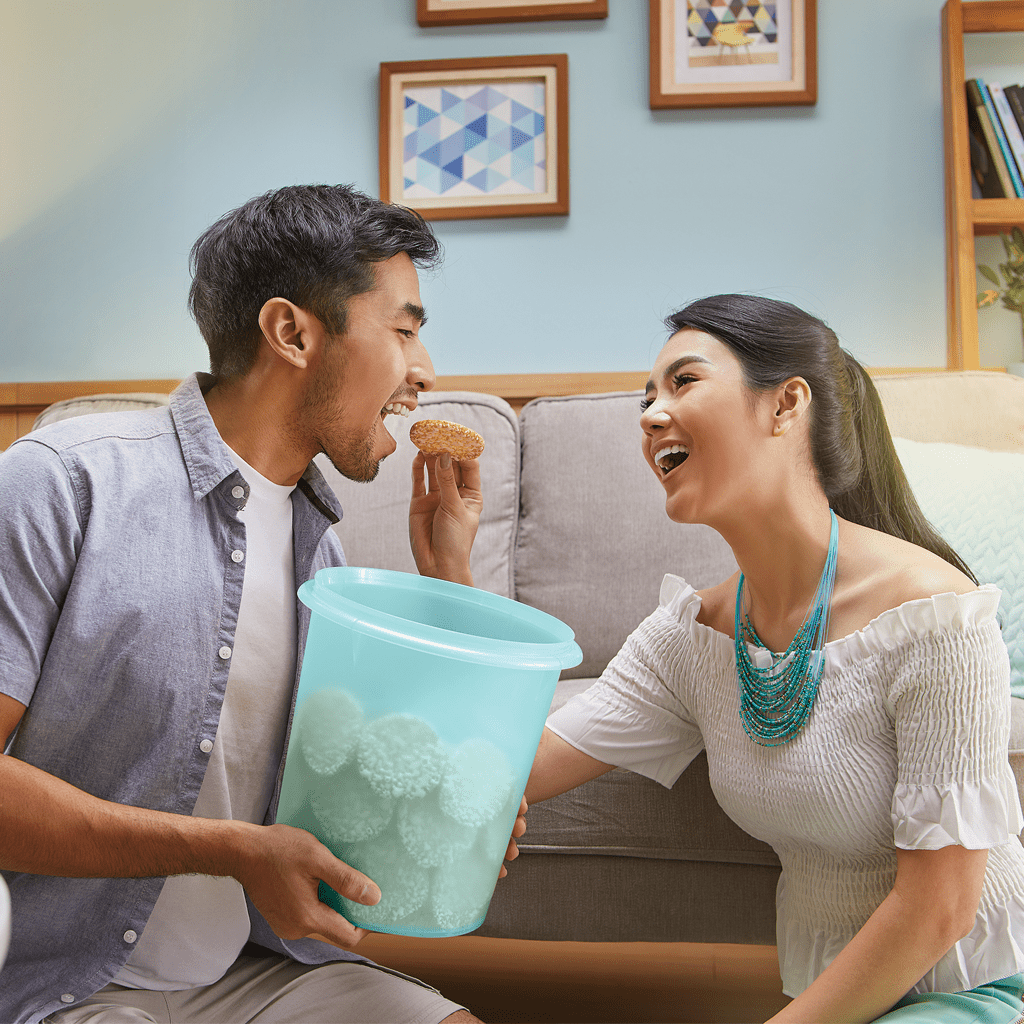 Giant Canister - Tupperware Indonesia
