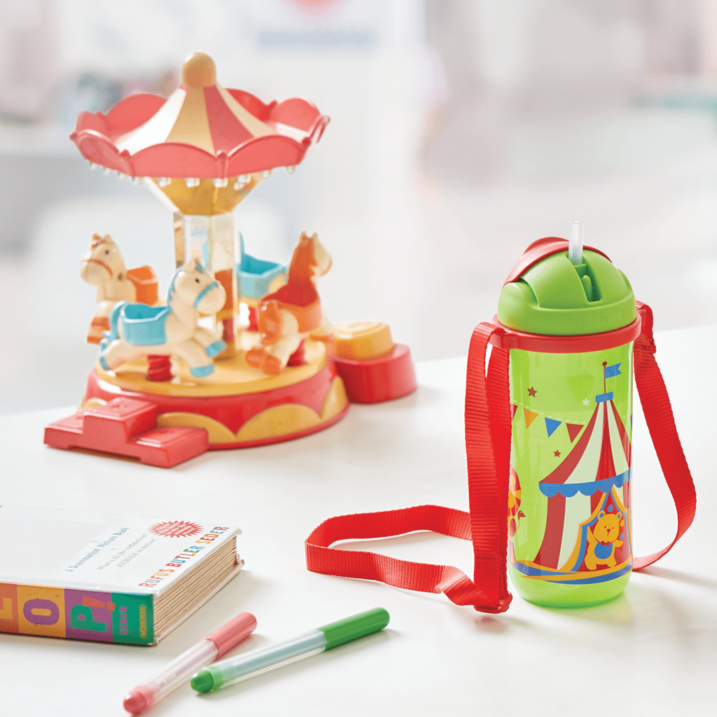 Kiddos Tumbler Circus - Tupperware Indonesia