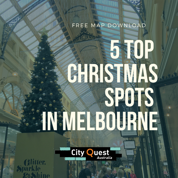 5 Top Christmas Spots in Melbourne