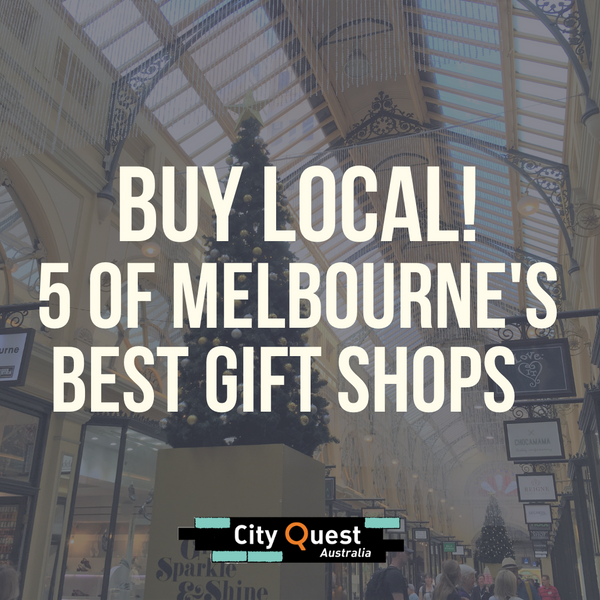 5 Melbourne Shops for Local Christmas Pressies!