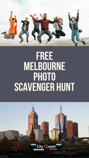 Free Melbourne Photo Scavenger Hunt