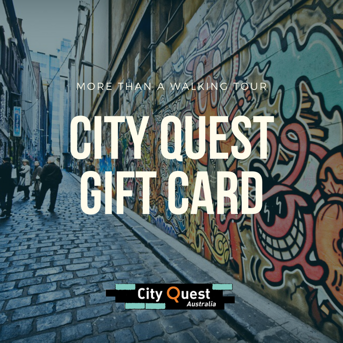 City Quest Gift Card