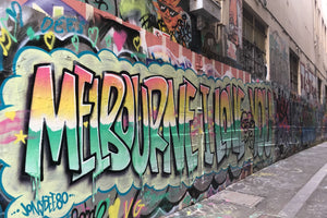 Legendary Laneways Quest