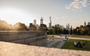 Visit the Shrine of Remembrance