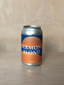 Burdock - Vermont Blond (Citra d.h blond ale) / 355mL