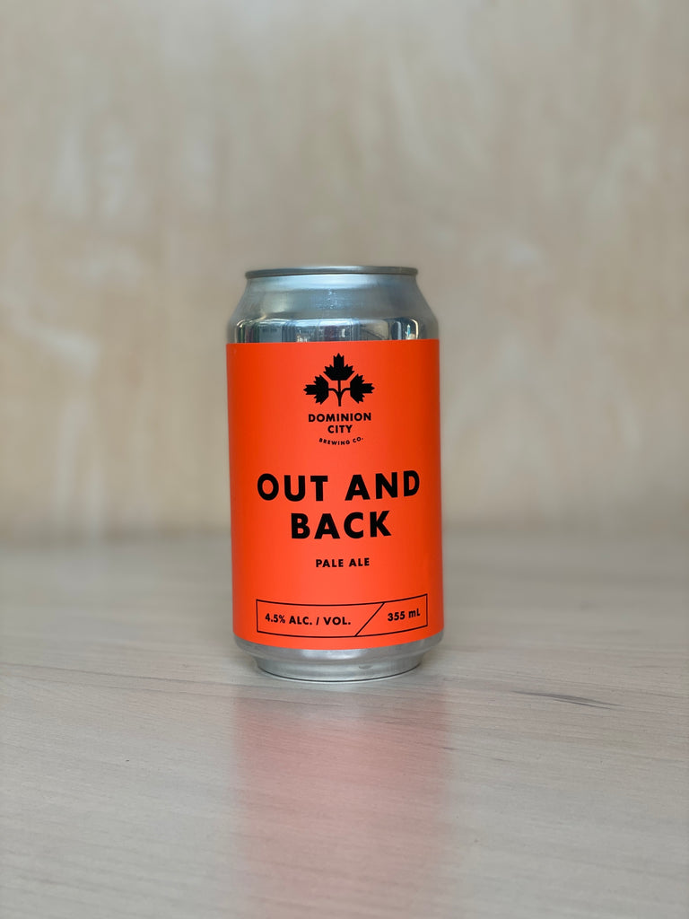 Dominion city - Out and Back (pale ale) / 355mL