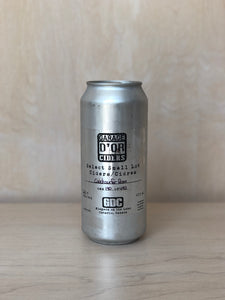 Garage D'or - Couch Surfer Rosa (Adjunct Cider) / 473mL