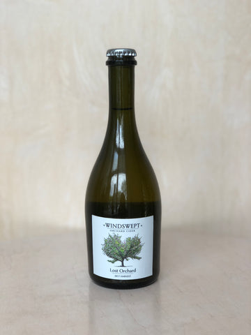 Windswept - Lost Orchard 2017 (Blended Cider) / 500mL