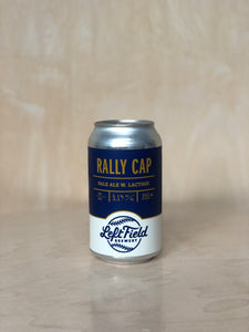 Left Field - Rally Cap (Pale Ale w/ Lactose) / 355mL