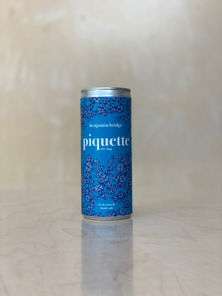 Benjamin Bridge - 2019 Piquette (sparkling wine refresher) / 250mL