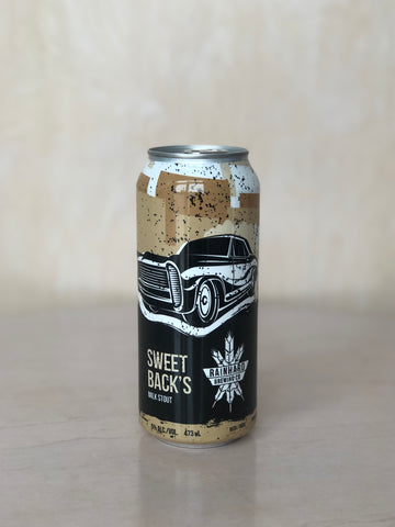 Rainhard - Sweet Back's (Milk Stout) / 473mL