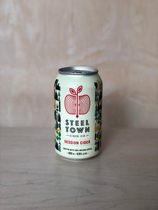 Steel Town - Session (cider) / 355mL