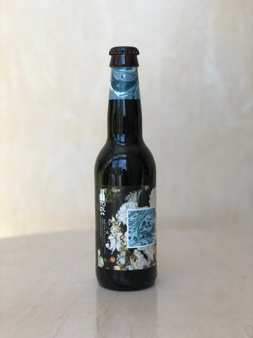 To Øl - Black Malts & Body Salts (Imperial Black IPA w/ Coffee) / 330mL