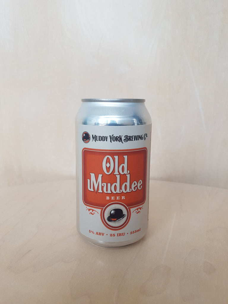 Muddy York - Old Muddee (American Style Lager) / 355mL