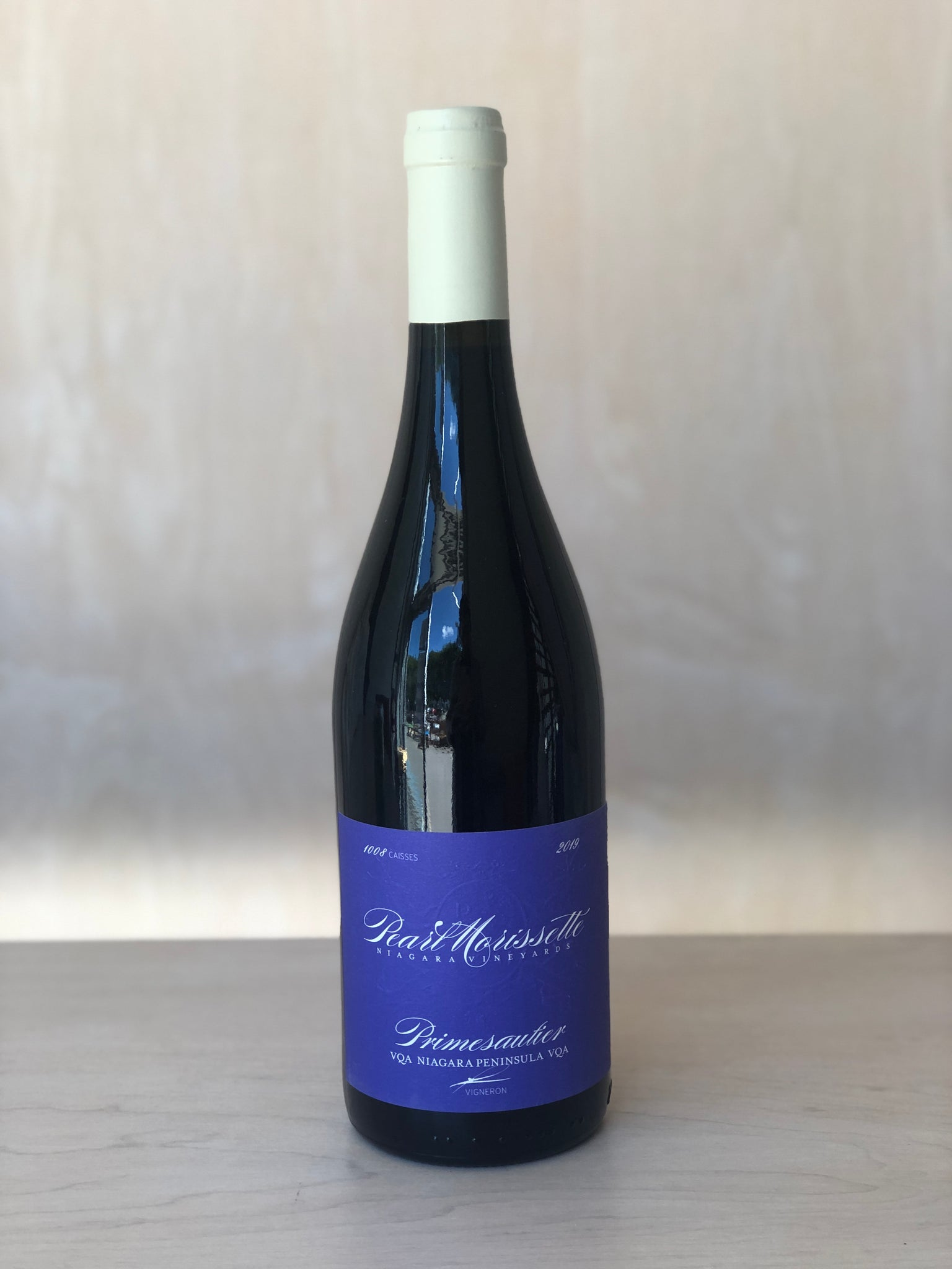 Pearl Morissette - Primesautier (red wine blend of Lemberger, Cab Franc, & Merlot) / 750mL