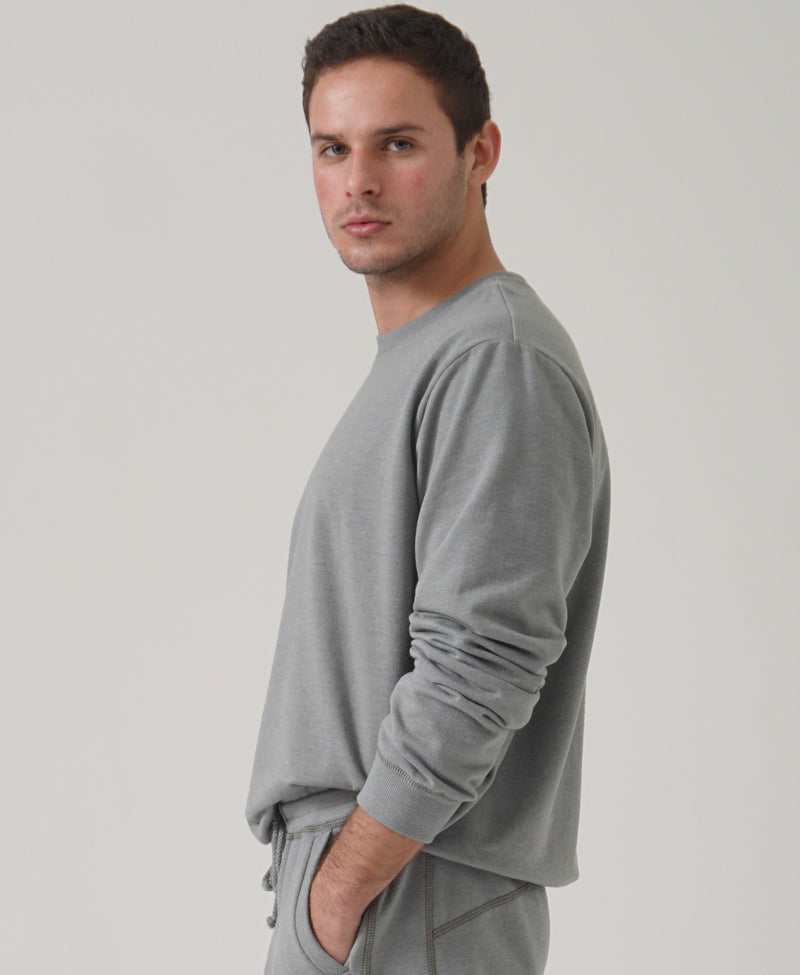 Sweatshirt Men's Polycotton - 50%Algodón 50%Polyester