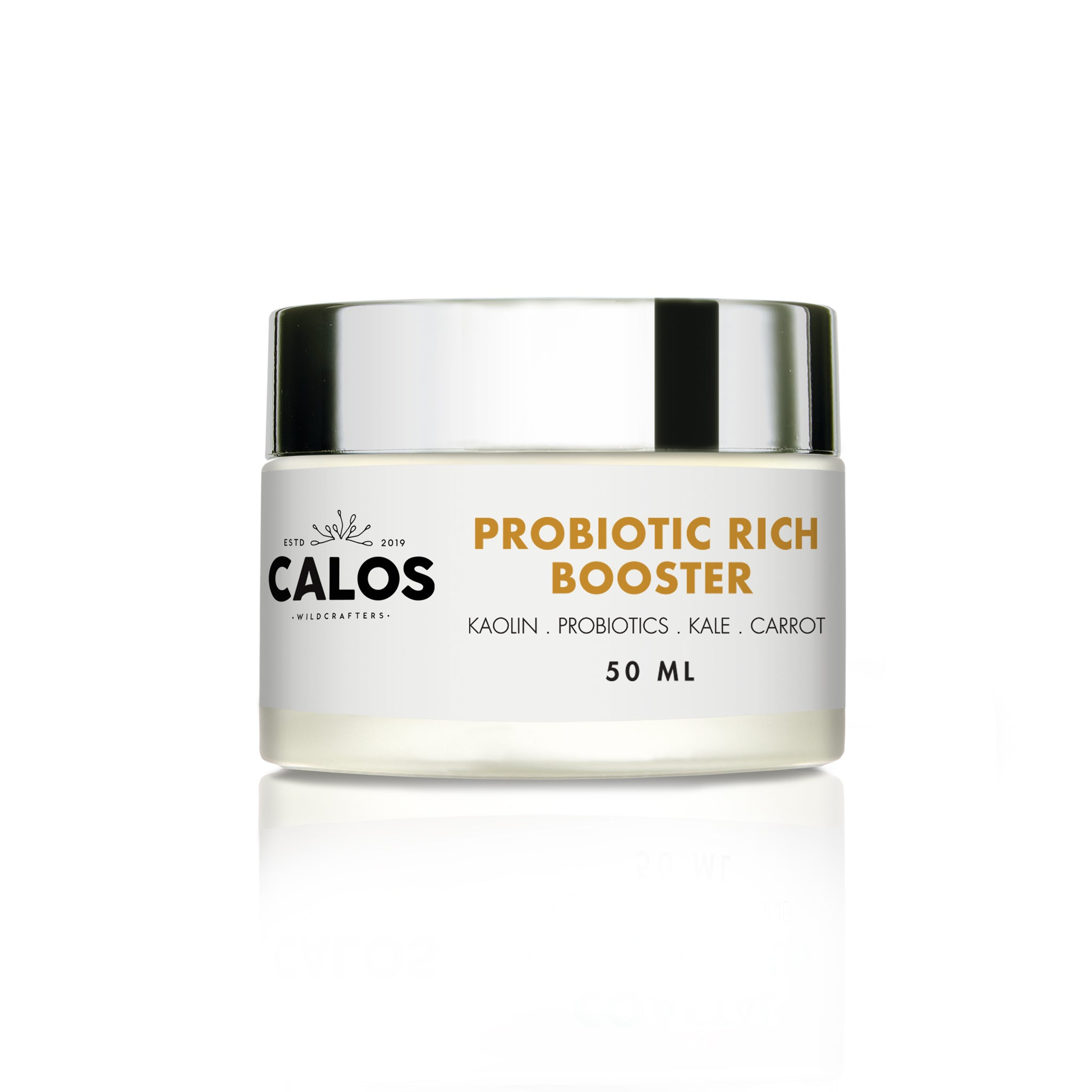 Probiotic Rich Booster - Mask - shopcalos